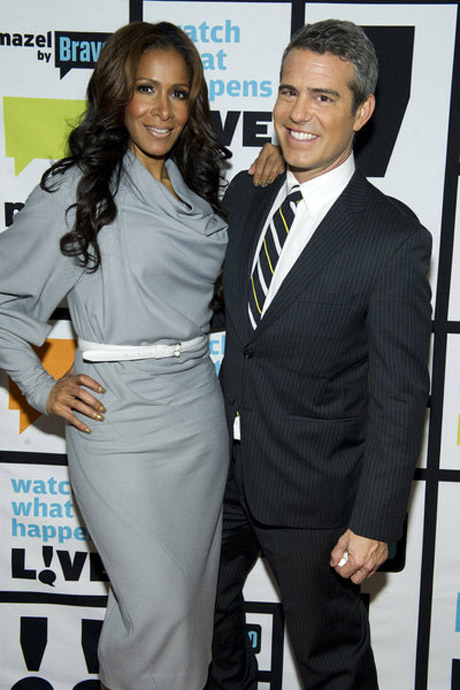 "Andy Cohen Will ""Always"" Be a Big Fan of Sheree Whitfield's"