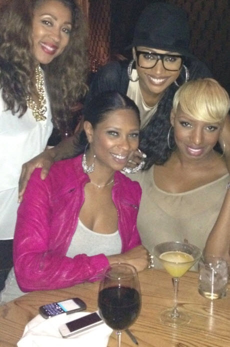 "Real Housewives of Atlanta ""Talls"" Take Over New York City (PHOTO)"