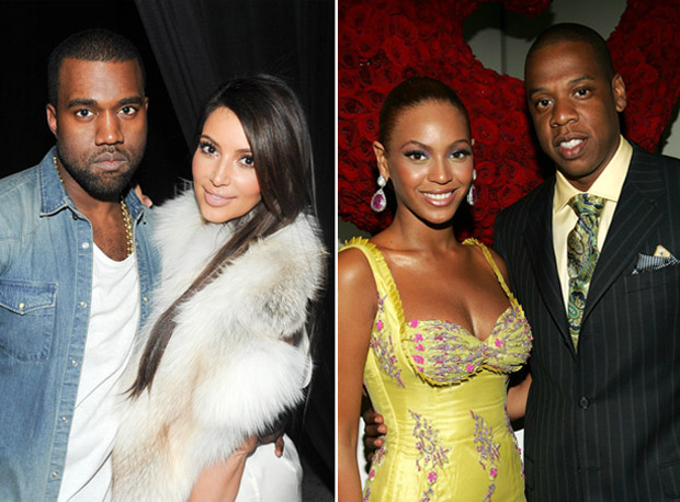 Are Kim Kardashian and Kanye West the New Jay-Z and Beyonce?