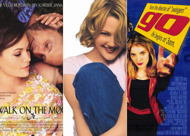 A Walk on the Moon, Never Been Kissed, Go: Wetpaint Entertainment's Sexy-Not Sexy Weekend Movie Guide, 4/1