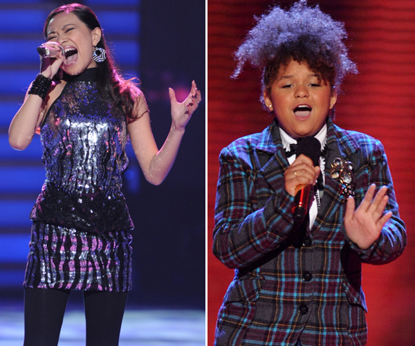 Is American Idol's Jessica Sanchez the Next Rachel Crow?