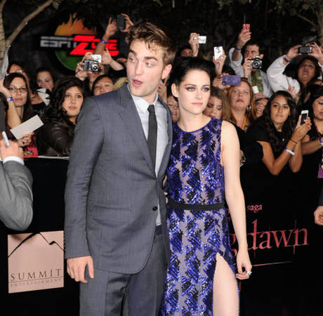 Fifty Shades of Grey Film Wants Nothing to Do With Twilight Stars Robert Pattinson and Kristen Stewart… Yet
