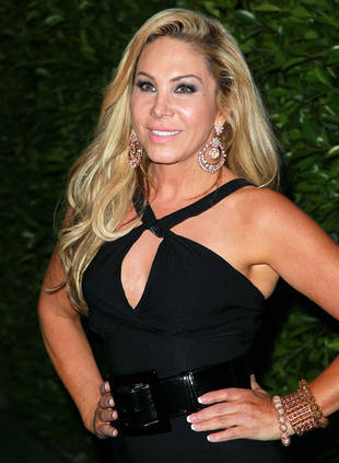 Adrienne Maloof Dishes on Her New Business Ventures: Another Shoe Line, Handbags… and Red Velvet Vodka! Exclusive