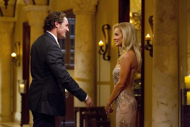 The Bachelorette Recap of Episode 2: Emily Brings Ryan Home, Shy Jef Gets a Rose