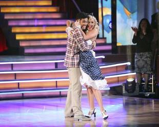 Roshon Fegan's Love for DWTS Pro Chelsie Hightower Continues, Even After Elimination