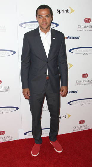 Grey's Anatomy Dreamboat Jesse Williams Wows in a Sexy Suit (PHOTO)
