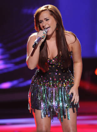 "American Idol 2012 Contestant Skylar Laine on Her Elimination: ""I Wasn't Surprised"""