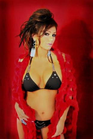 JWOWW Loves Boobs: The Jersey Shore Star Pimps Boobstagram