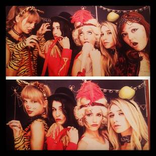 Dianna Agron Turns 26! Inside Her Circus-Themed Birthday Party with Taylor Swift (PHOTO)