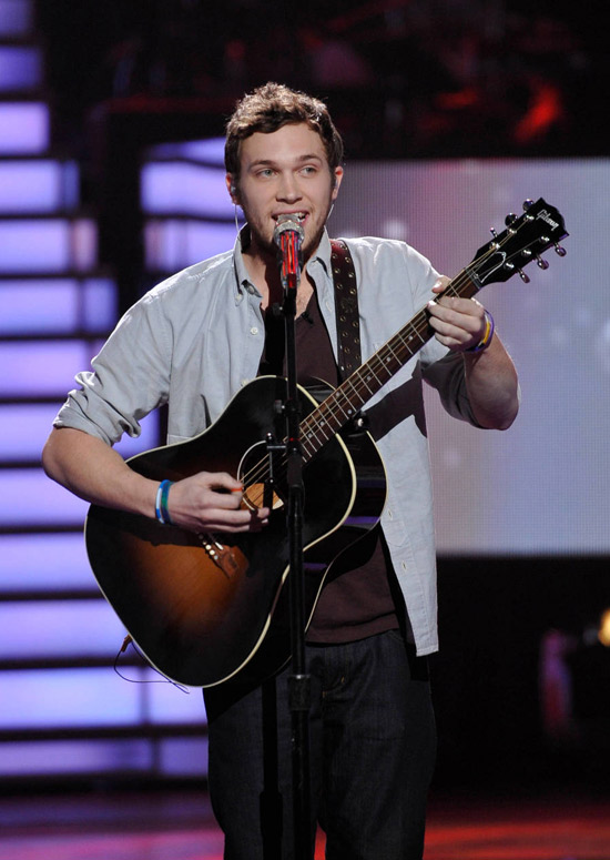 American Idol 2012 Recap of the Top 5 Performances on May 2, 2012