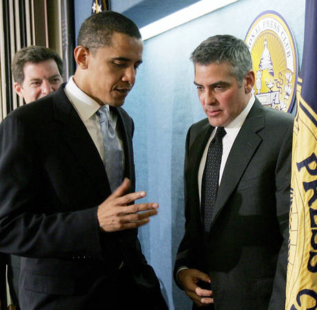 George Clooney Amps Up Security For His Presidential Fundraiser Tonight
