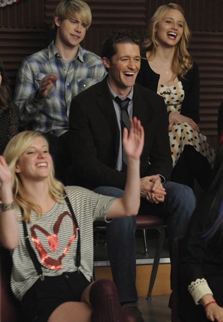 """Why Glee Season 4 Will Be """"Weird"""" — Plus, Who Might Be Having Sex Before the Season 3 Finale?"""