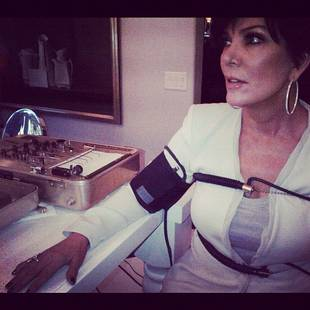 Why Is Kris Jenner Taking a Lie Detector Test?