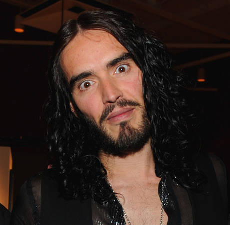 Report: Russell Brand Now Dating Another Model (Guess Which Celebs She Used to Date?)