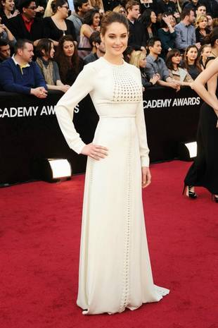 """Shailene Woodley Hates Awards Show Fashion Police: """"You're Not Pretty Enough, Not Skinny Enough, Not Best-Dressed Enough"""""""