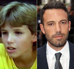 See Ben Affleck When He Was 12! The A-List Actor Then and Now (PHOTOS)
