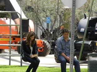 """Castle Season 4 Finale Spoiler: Why Is Beckett's Hair Wet in the Promo for """"Always"""""""