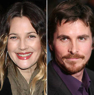 Christian Bale Confesses to Getting Dumped by Drew Barrymore