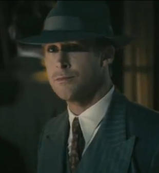 Ryan Gosling Plays It Tough in Gangster Squad, Reunites With Emma Stone (VIDEO)