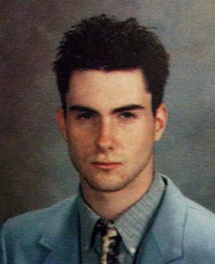 High School Flashback: The Voice's Adam Levine Proves He Was Always a Hottie! (PHOTO)
