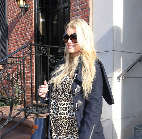 All About Jessica Simpson's Uber-Luxurious Birthing Suite