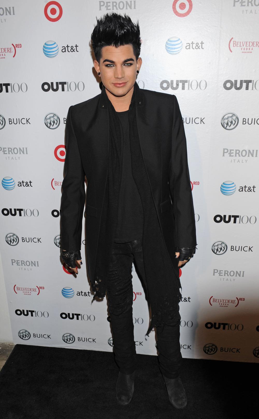 Adam Lambert Reveals the Drawback of TV Singing Competitions