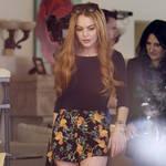 Lindsay Lohan Is Not Happy With Her Richard Burton Options