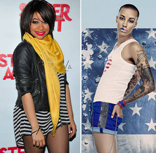 Raven-Symone Responds to Rumor That She's Dating ANTM's AzMarie