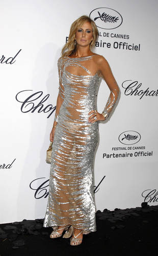 Yet Another Minor Celeb Goes Nearly Naked in a See-Through, Panty-Baring Dress (PHOTO)
