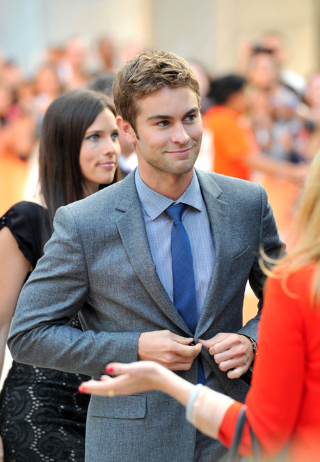 Gossip Girl's Chace Crawford Gushes About Himself — and It's Totally Adorable!