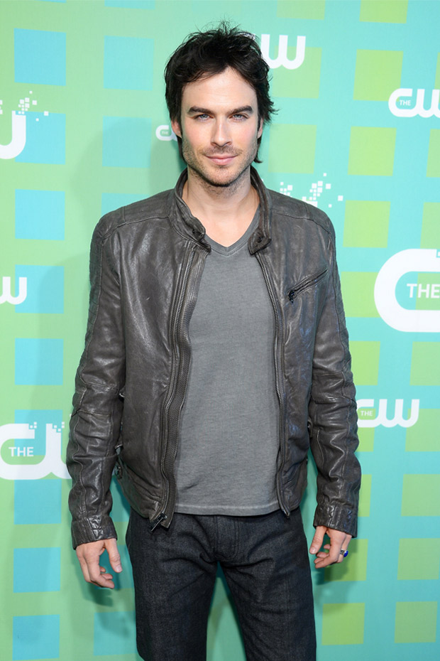 Ian Somerhalder Says Damon Should Have Fun and Stop Pining in Season 4 of The Vampire Diaries