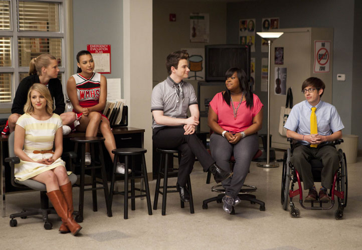 "Glee Recap of Season 3 Finale: ""Goodbye"" — Finchel Breaks Up!"