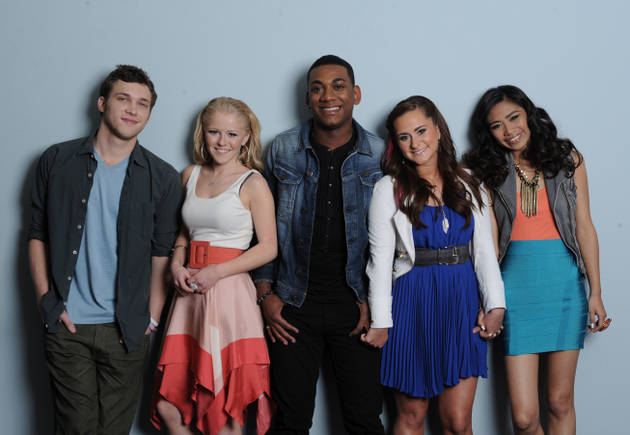 American Idol 2012 Spoiler: The Top 5 Theme Revealed!