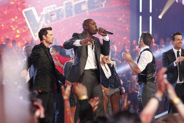 The Voice Winner Jermaine Paul on Faith, Family, and the Infamous Christina Aguilera/Tony Lucca Feud
