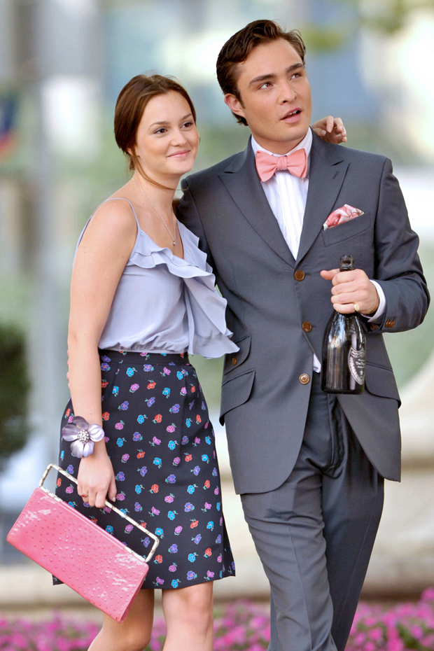 Leighton Meester Follows In Ed Westwick's Footsteps With New Gig!