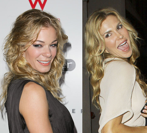 Does LeAnn Rimes Want a Restraining Order Against Real Housewives' Brandi Glanville?