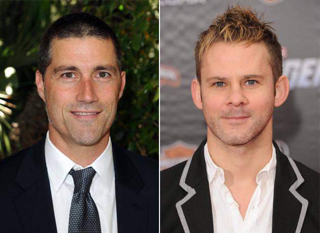 "Dominic Monaghan Alleges Lost Co-star Matthew Fox ""Beats Women"""