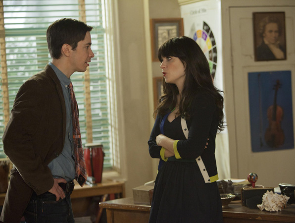 """Top 18 New Girl Quotes From Season 1, Episode 23, """"Backslide"""": """"I'm Just Caucasian You"""""""