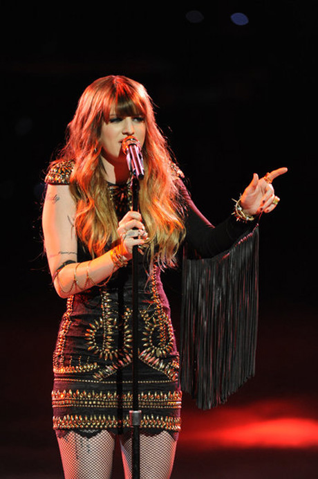 Who Is Juliet Simms's Stiffest Competition? The Voice Season 2 Front-Runner Tells All! – Exclusive