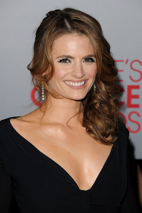 Castle Actress Stana Katic to Appear in September Issue of Men's Fitness