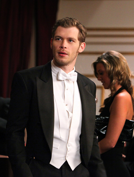 Joseph Morgan Wants Klaus to Return For The Vampire Diaries Season 4