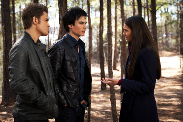 Vampire Diaries Producer Julie Plec on Whether Elena Will Stick With [Spoiler] in Season 4
