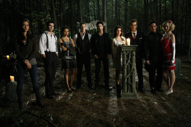 Vampire Diaries Poll: Who's Your Favorite Mystic Falls Couple?