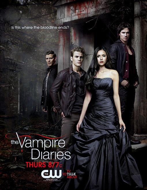 Vampire Diaries Is Renewed For a Season 4!