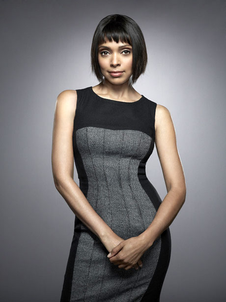 """Bones Star Tamara Taylor on """"The Suit on the Set"""" and Cam's Secret Past — Exclusive"""