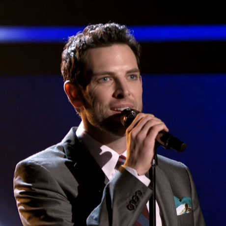 """Watch Chris Mann Sing """"The Voice Within"""" by Christina Aguilera on The Voice Season 2 Finale, May 7, 2012 (VIDEO)"""