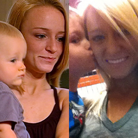 Teen Mom's Maci Bookout: Then and Now (PHOTOS)