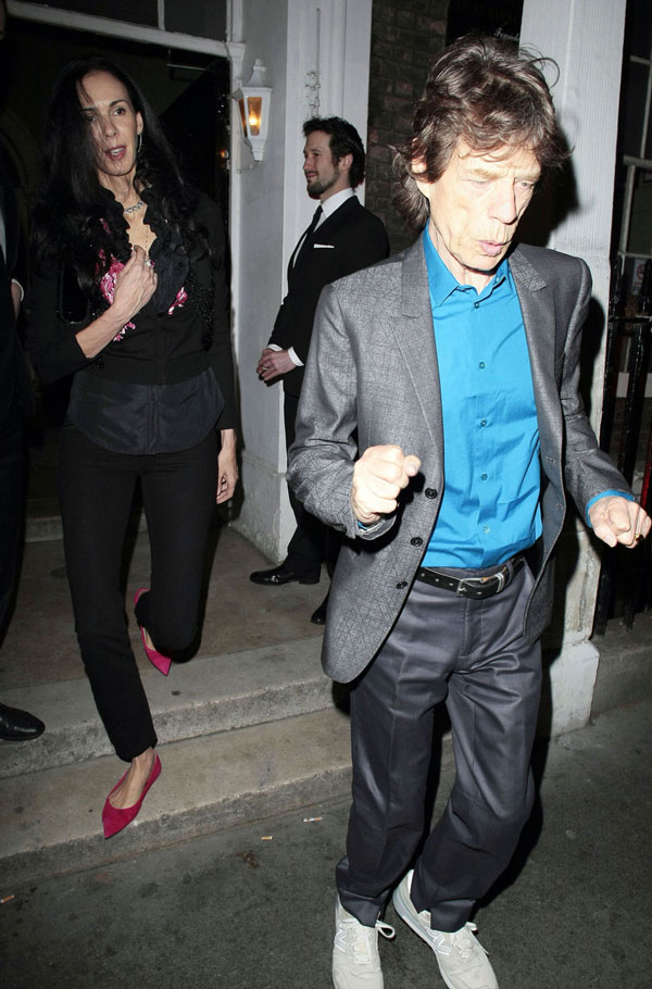 Satisfaction! Mick Jagger to Host SNL Finale on May 19