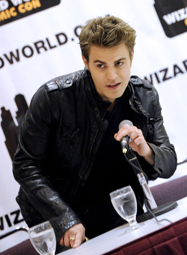 Paul Wesley Names His Favorite Vampire of All Time (Hint: It's Not Edward)