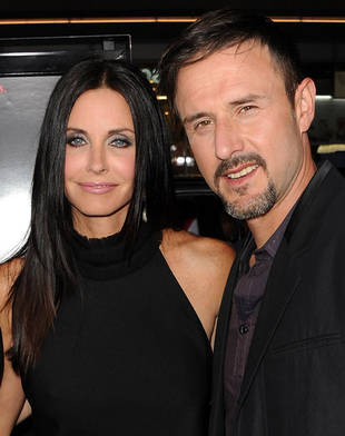 It's Officially Over: David Arquette Files For Divorce From Courteney Cox